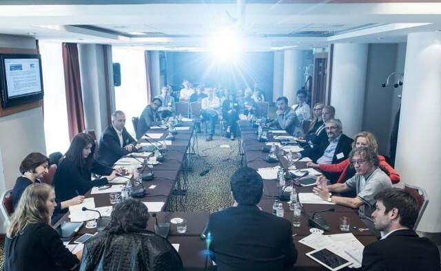 agence meeting brüsszel)
