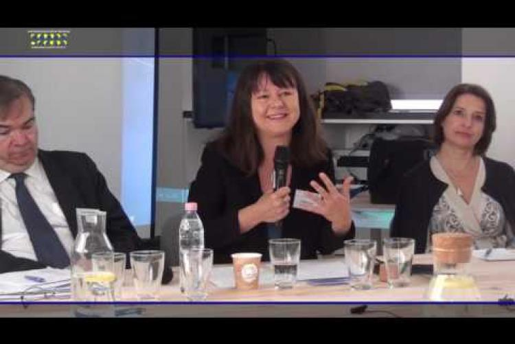 Embedded thumbnail for V4 EUROPE PIECES OF POPULISM_Keynote speech 01_Milada Anna VACHUDOVA