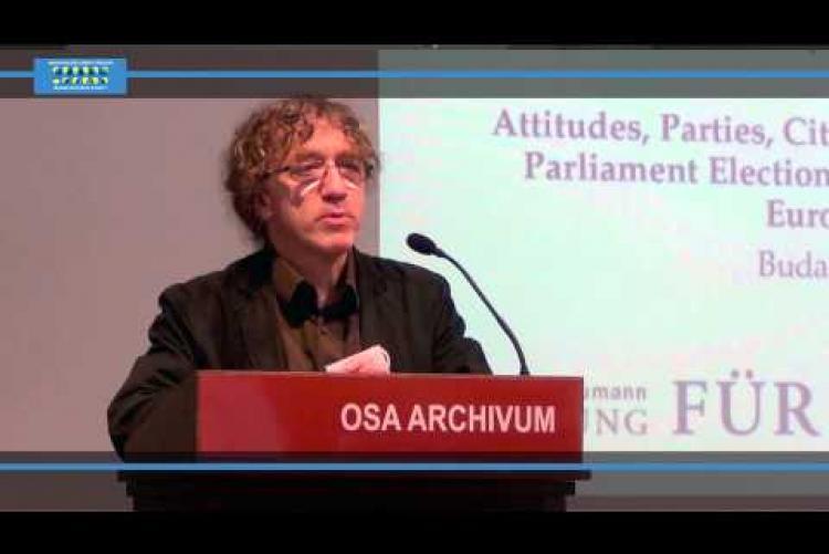 Embedded thumbnail for ATTITŰDÖK, PÁRTOK ÉS POLGÁROK konferencia - Hegedűs István_opening remarks