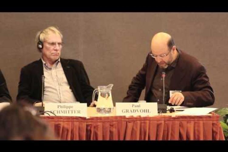 Embedded thumbnail for Paul Gradvohl - Van-e élet az Európai Unión kívül? Végre szabadon?