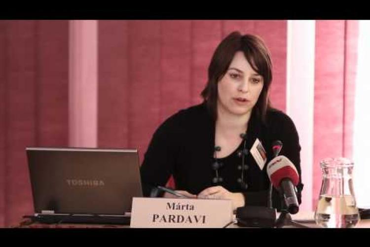 Embedded thumbnail for Pardavi Márta - Van-e élet az Európai Unión kívül? Végre szabadon?