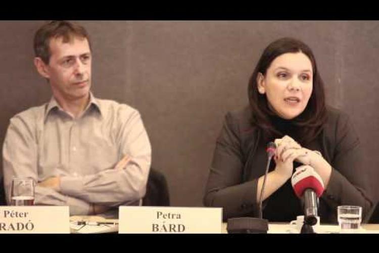 Embedded thumbnail for Bárd Petra - Van-e élet az Európai Unión kívül? Végre szabadon?
