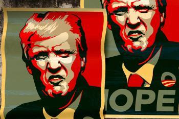 Orbán zseniális geostratégiai játékosnak gondolja magát, akárcsak Trump